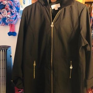 Michael Kors Rain Coat size 2x